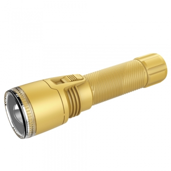 top led torch with lithiumn battery