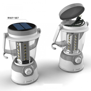 outdoor rechargeable led solar lantern