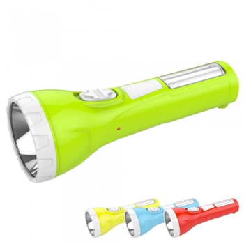 New led rechargeable torch handlamp